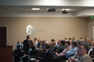GE Oil & Gas graciously hosted the 4th Quarter 2015 IADC Drilling Engineers Committee Technology Forum. More than 80 drilling professionals attended for a morning of technical presentations and discussions.