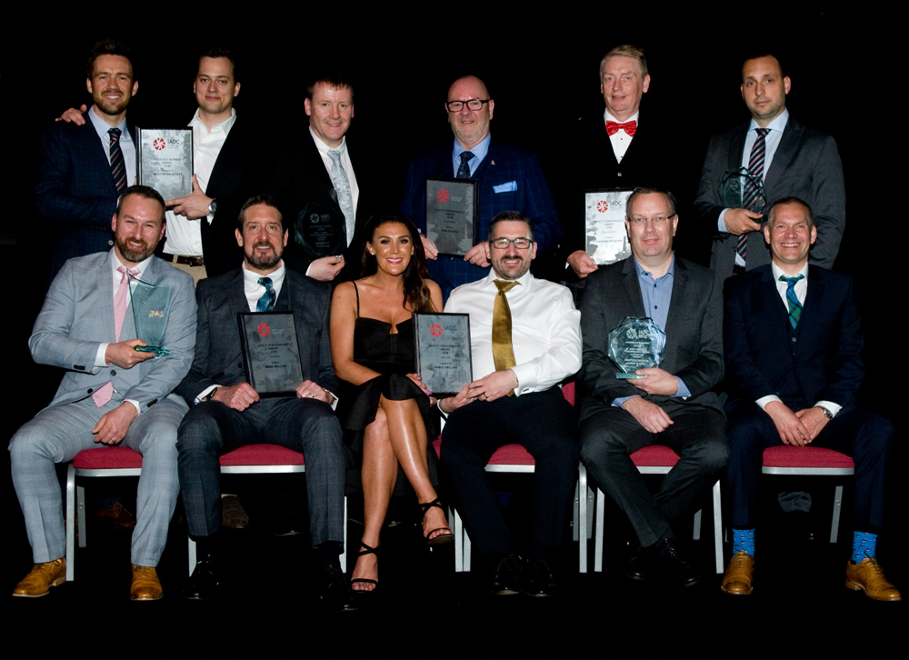 IADC North Sea Chapter Safety Award Winners and Runners-up 2019