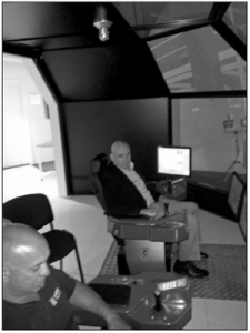 IADC President Steve Colville at the Maersk Training Facility in Svendborg